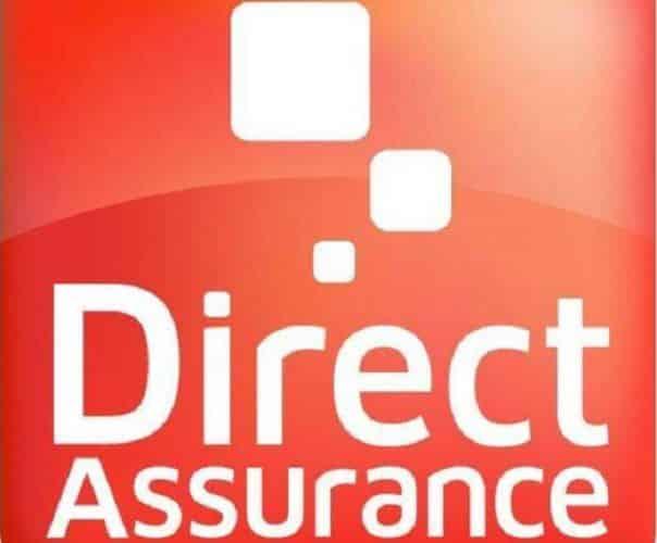 """Logo """"Direct Assurance"""""""