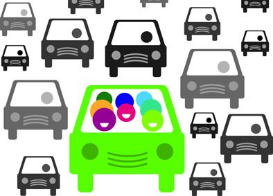 L'assurance auto MACIF encourage le covoiturage