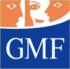Logo de l'assurance moto GMF