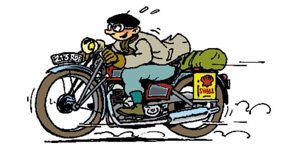 L'assurance moto Mutuelle des Motards pour vos motos de collection