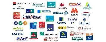 Une longue liste de compagnies pour l'assurance de personnes !