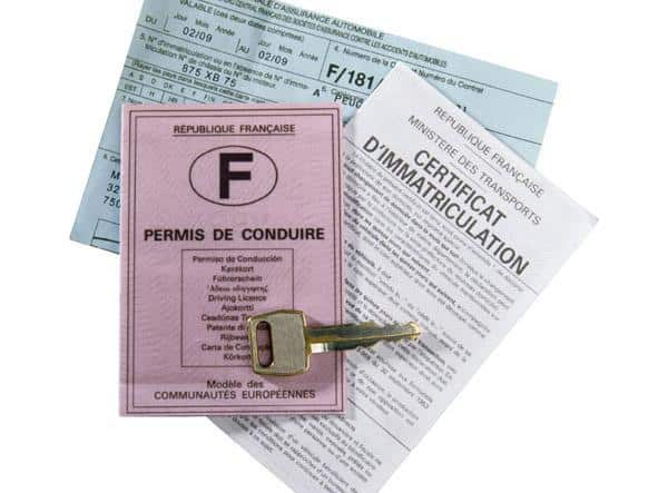 assurance auto en ligne - documents