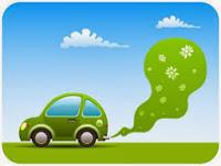 assurance auto pas chere - voiture moins polluante