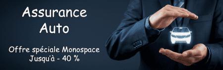 AXA assurance auto monospace