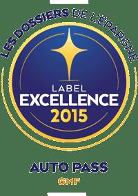 GMF assurance auto, label