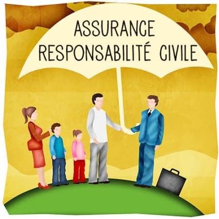Assurance auto temporaire, responsabilité civile