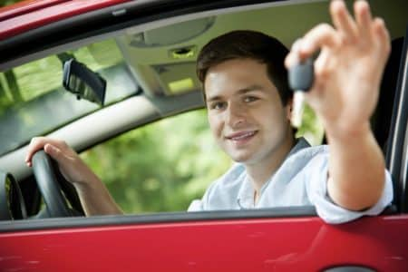 Comparatif assurance auto, conducteur