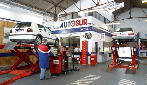 Les services d'Autosur