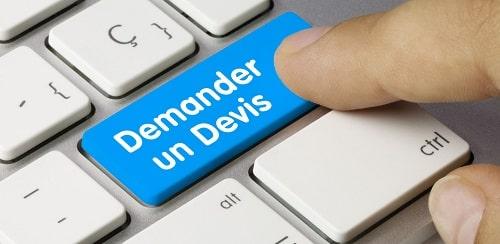 La demande de devis d'une assurance en ligne est rapide et gratuit