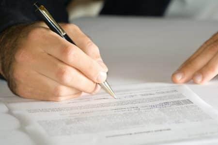 Fraude à l'assurance, contrat
