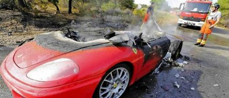 Fraude à l'assurance, incendie