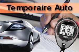 Souscription à une assurance auto temporaire