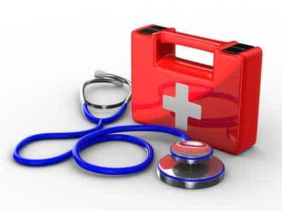 CPAM Tarifs des interventions médicales enregistrés