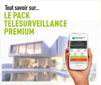 Télésurveillance dans l'assurance habitation BNP