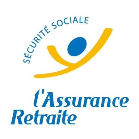 Logo de l'assurance retraite