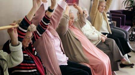 Personnes âgées sujettes à l'assurance vieillesse
