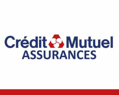 Logo assurance Crédit Mutuel