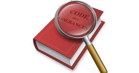 Le Code des Assurances contient toute la législation en matière d'assurance