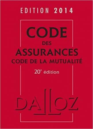 Édition 2014 du Code des Assurances