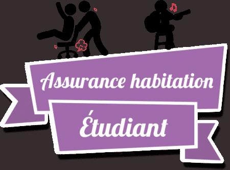 Assurance Habitation AXA, pour les étudiants