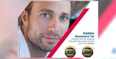 Contrat Arpèges d'Assurance Vie AXA