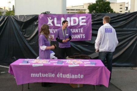 Campagne de prévention par LMDE