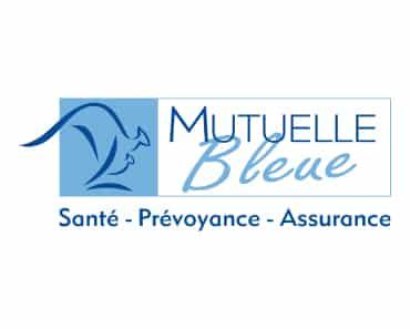 Logo de la Mutuelle Bleue