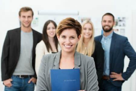Couverture des salariés de l'entreprise par la Mutuelle Bleue