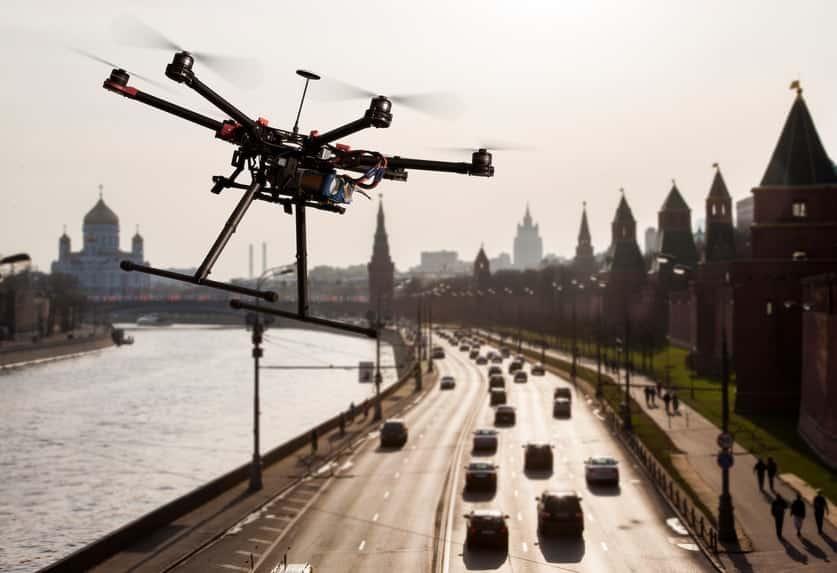 Assurance drone pour les assurances