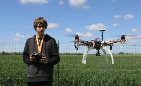 Assurance drone de loisir