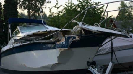 L'assurance bateau couvre les dommages causés à votre bateau dans les limites de la police