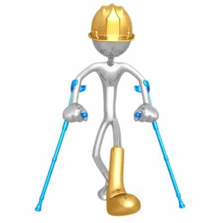 L'assurance local commercial inclut une indemnisation des employés en cas de blessure sur le lieu de travail