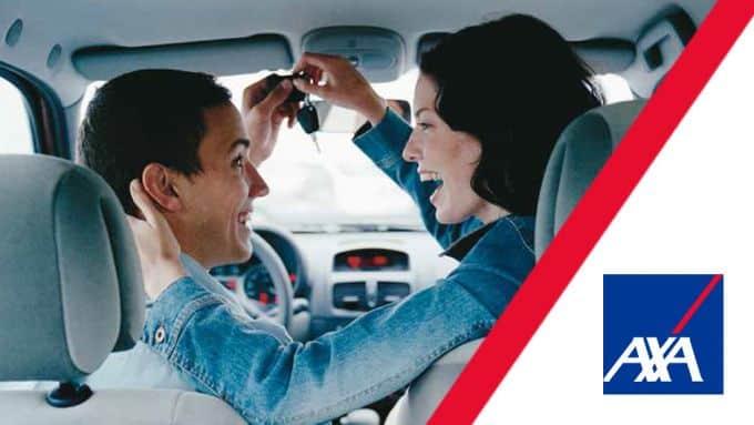 L'offre auto d'AXA Assurance