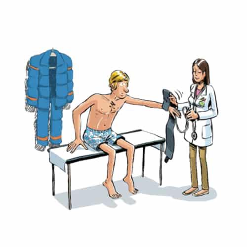 Pour tous les travailleurs, une assurance maladie automatique
