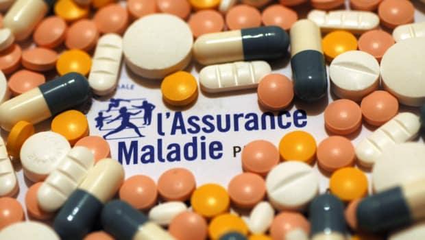 Des français friands de médicaments ? Heureusement l'assurance maladie est là...