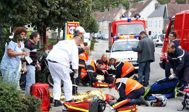 Des accidents moto toujours nombreux sur les routes de France