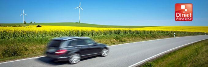 Direct Assurance a créé un système pour adapter en direct votre contrat à votre conduite...la 1ère assurance auto connectée