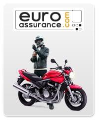 L'offre moto d'Euro assurance