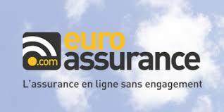 Un ciel serein (quelques nuages...nuages...qui passent là-bas...cependant) pour la campagne d'Euro assurance