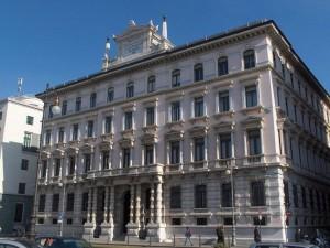 Siège de Generali Assurance à Trieste