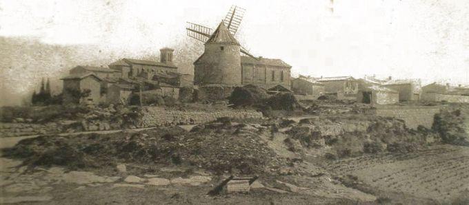 Provence, XIXe s : un monde rural pas encore protégé par Groupama !