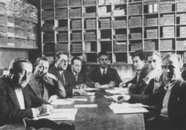 La Maaif à ses débuts, en 1934-35