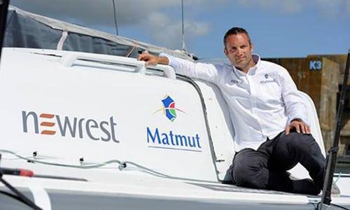 La Matmut, sponsor du monde de la voile