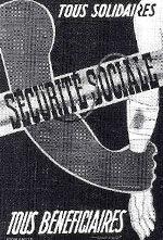 La sécurité sociale à ses débuts, en 1945